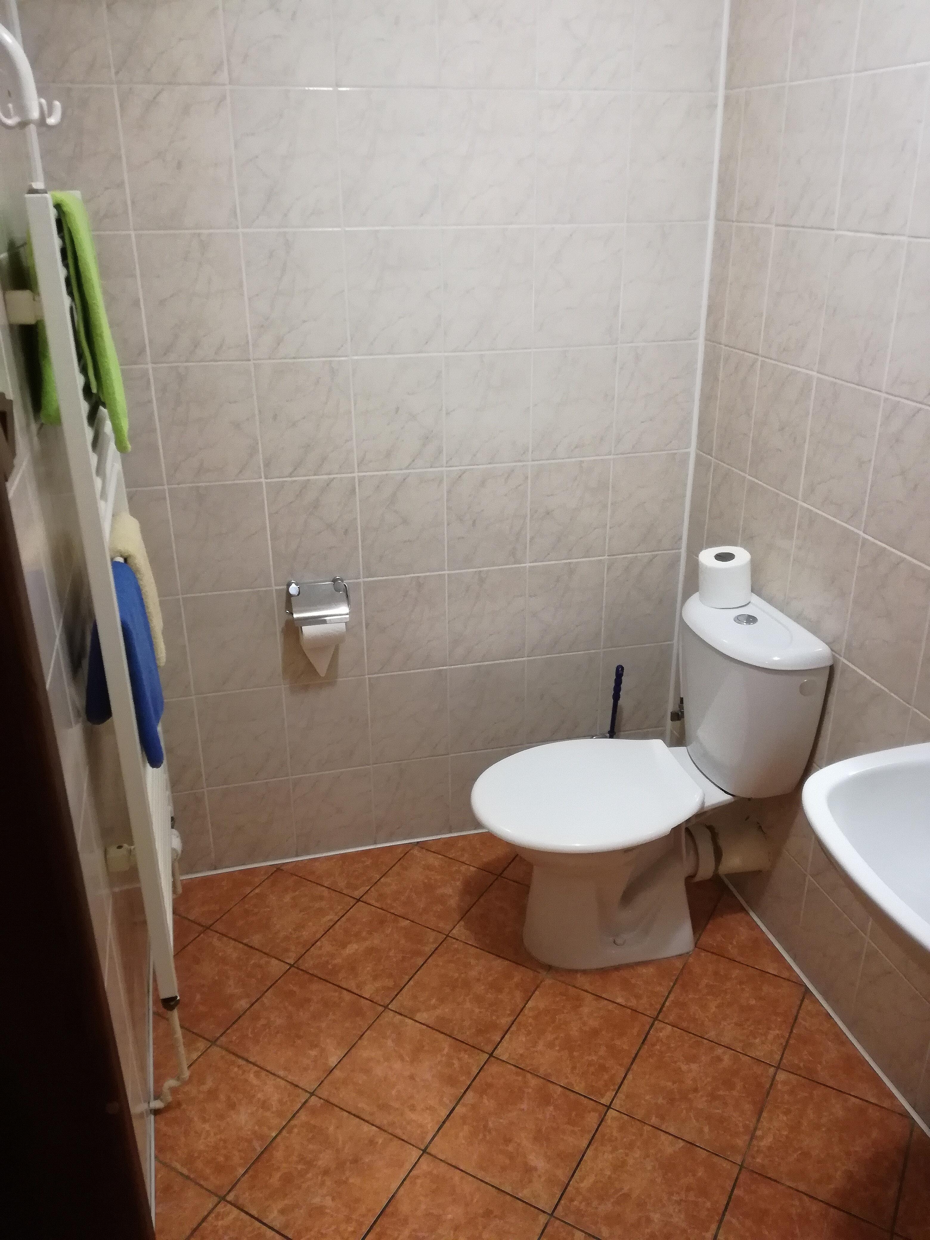 Koupelna pokoj č. 2