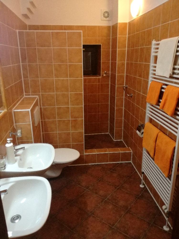 Koupelna pokoj č. 1